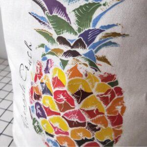 Panier À Linge Ananas