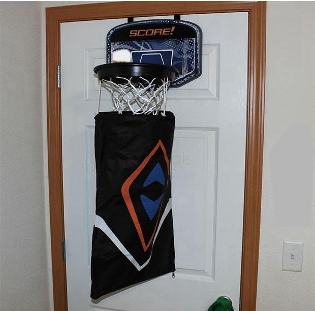 Panier À Linge Basket Ball