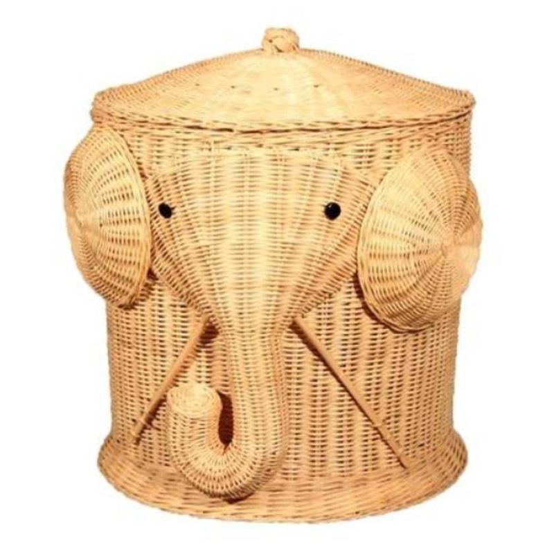 Panier À Linge Éléphant