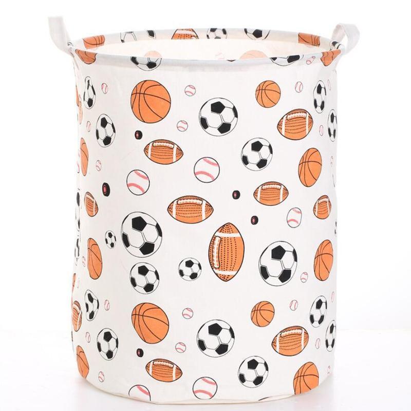 Panier À Linge Football